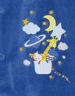 Sky blue Romper REMATHIS / 19E5BG72GRE216