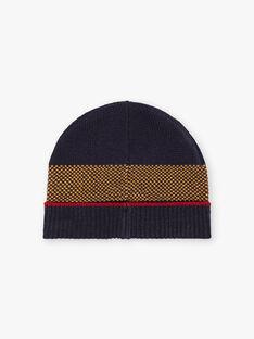Boy's tricolored hat BABONAGE / 21H4PGC1BON070