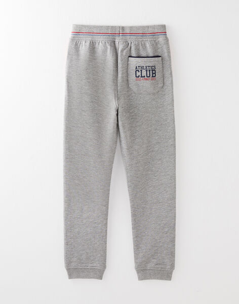 Heather grey JOGGING PANT VADILAGE / 20H3PG73JGB943