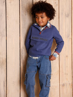 Jean child boy ZEDOUAGE / 21E3PGB1JEAP269