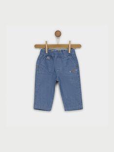 Blue denim Jeans RACLEMENT / 19E1BG61JEA704