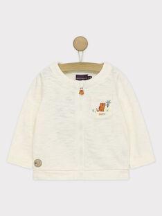 off white Waistcoat RASEB / 19E1BGM1GIL632