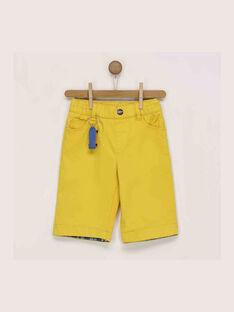 Yellow Bermuda RECIAGE / 19E3PGC1BER412
