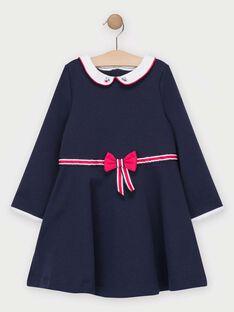 Navy Dress TEVETTE / 20E2PFC2ROB070