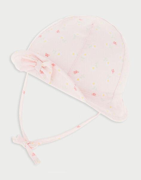 Pale rose Hat RYGLORIA / 19E0AFI1CHA301