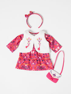 Dark rose DOLL CLOTHES TENUE05 / 20J7GF16HPO313