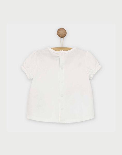 Off white T-shirt RAOTILIE / 19E1BFH1TMC001