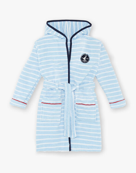 Children's blue bathrobe boy ZEPEIGNAGE / 21E5PG11PEIC218