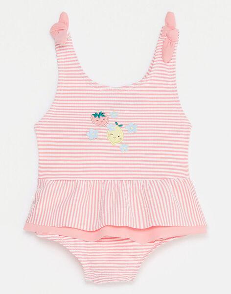 Light rose Swimsuit TICELYA / 20E4BFI2MAI318