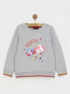 Heather grey Sweat Shirt REAGE / 19E3PGC4SWE943