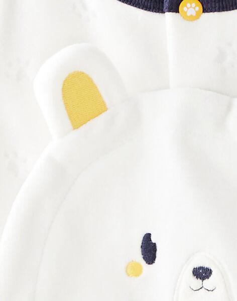 White ROMPER VELEWIS / 20H5BG26GRE000