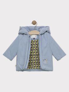 Greyish blue Parka SIPAULIN / 19H1BGF1PAR205