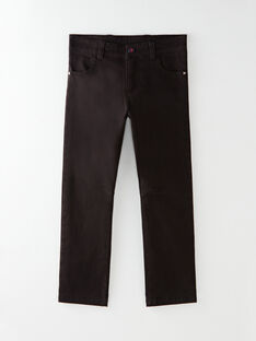 Black PANTS VIBOSAGE / 20H3PGU1PAN090