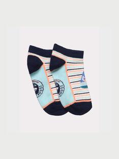 Off white Low socks REPAYSAGE / 19E4PGD1SOB001