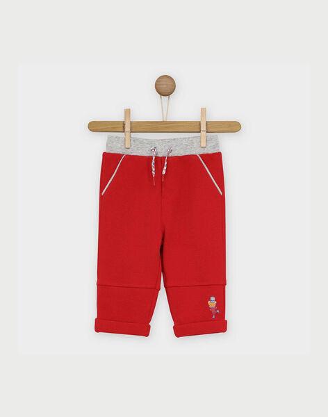 Red Jogging pant RAERVE / 19E1BGC1JGB505