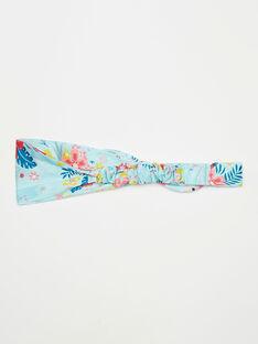 Blue headband TEUNOUETTE / 20E4PFL4TETC242
