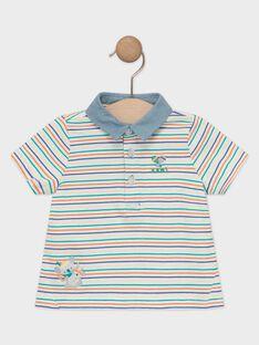 White Polo shirt TAGOGO / 20E1BGG1POL000