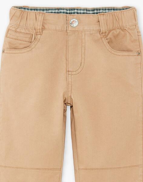 Children's boy pants ZACIAGE / 21E3PG72PANI812