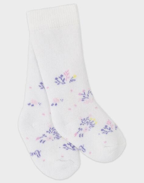 White Socks TYHELEN / 20E0AFF1SOQ000