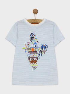 Off white T-shirt ROMITAGE / 19E3PGM1TMC001