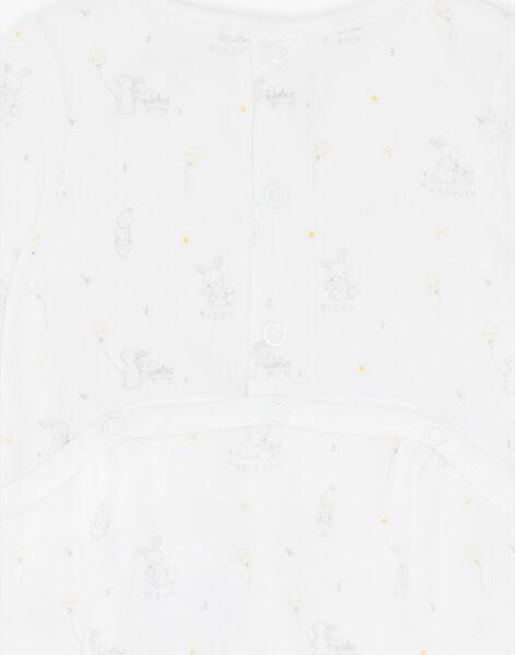 White printed frock coat ZOSACHA / 21E0NMG5GRE000