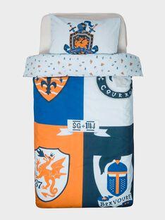 Water blue Sheet / Bed Set ROCHEVALTR / 19EZENX4PLR213