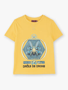 T-shirt child boy ZARAGEEX / 21E3PG91TMCB114
