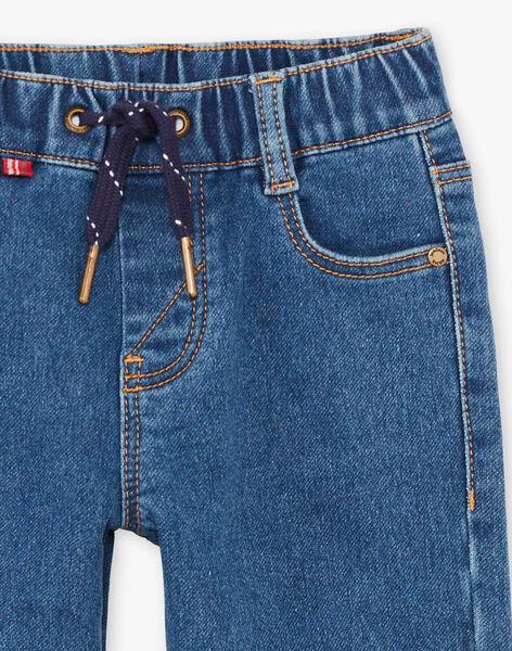 Boy's light jeans BUWOLAGE2 / 21H3PGB3JEAP272