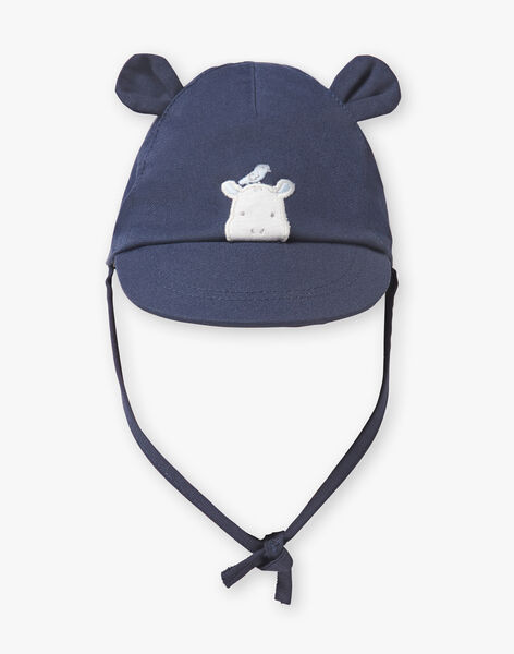 Navy HAT ZAOBE / 21E4BGT1CHAC214