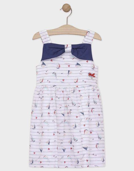 Off white Chasuble dress TUIDIETTE / 20E2PFW1CHS001