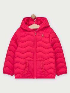 Fushia Jacket TAEFOETTE 3 / 20E2PFT2DTV304
