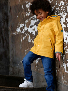 Yellow RAIN COAT ZACIRAGE / 21E3PGM3IMPB114
