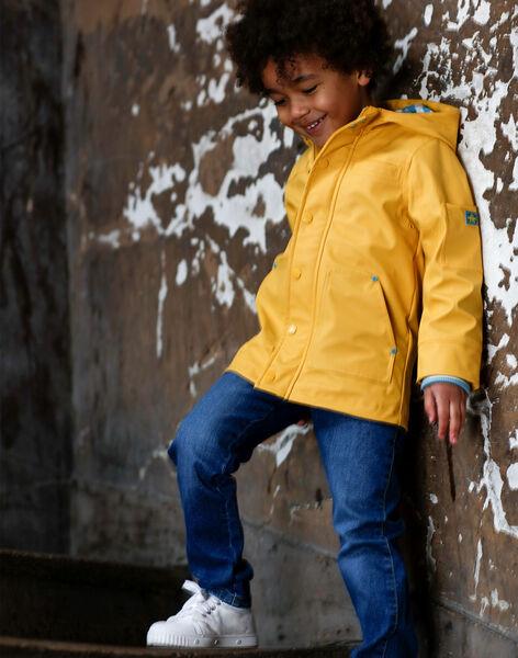 Yellow RAIN COAT ZACIRAGE / 21E3PGM3IMPB114