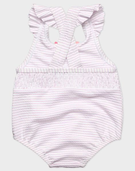 Mauve Swimsuit RUNADINE / 19E4BFN2MAI328
