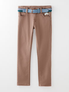 Brown PANTS VEXONAGE / 20H3PGR2PANI817