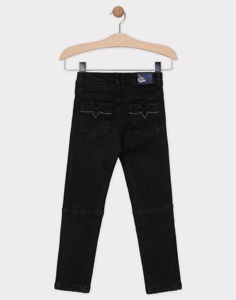 Black denim Jeans SIOGAGE / 19H3PGO1JEAK003