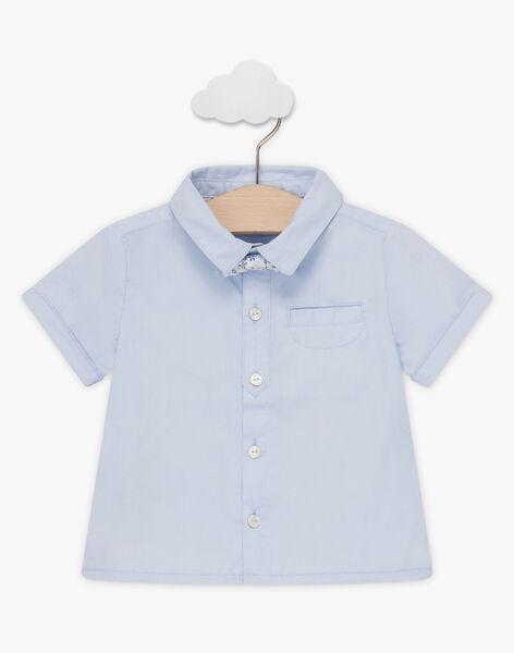Navy Shirt TAJOSEPH / 20E1BGJ1CHM720