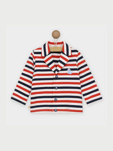 Red Waistcoat RANATHAN / 19E1BGE1GILF510