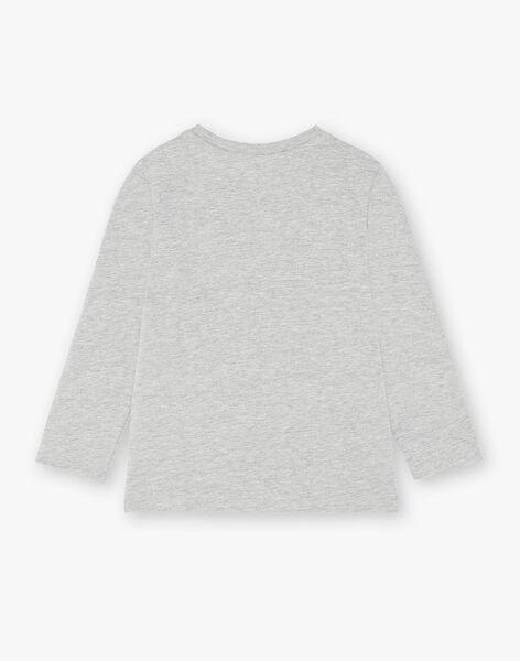T-shirt child boy ZAZOAGE3 / 21E3PGK1TMLJ924