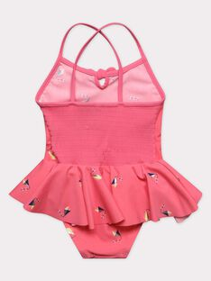 Pink Swimsuit RUBANETTE / 19E4PFN2D4KD306