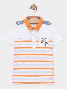 Off white Polo shirt TYFIAGE / 20E3PG21POL001