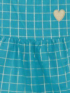 Green NO SLEEVES DRESS ZROBETTE 1 / 21E2PFW6RBSG603