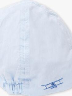 Sky blue cap child boy TIBORSAGE / 20E4PGJ1CHA020