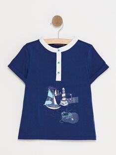 Blue T-shirt TYFIMAGE / 20E3PG31TMCC232