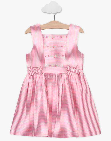 Red Chasuble dress TYSSOETTE / 20E2PFJ3CHSF507