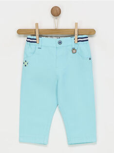 Pale turquoise pants RAGASTON / 19E1BGD1PAN203