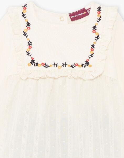Baby girl blouse and leggings set BAEVA / 21H1BF51ENS001