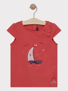Red T-shirt TUIZETTE / 20E2PFW2TMCF503