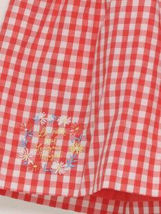 Coral Skirt RYZAETTE / 19E2PFH1JUP404