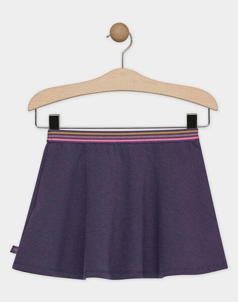 Purple Skirt SOFAILLETTE / 19H2PF61JUP712